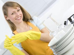 Мойка посуды на дому в Твери