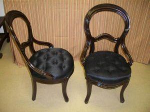 Реставрация стульев в Твери