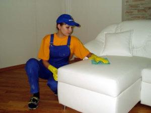 Чистка мебели на дому в Твери