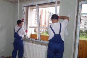 Установка пластиковых окон в Твери